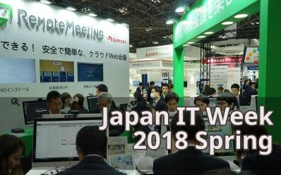 Japan IT Week 2018