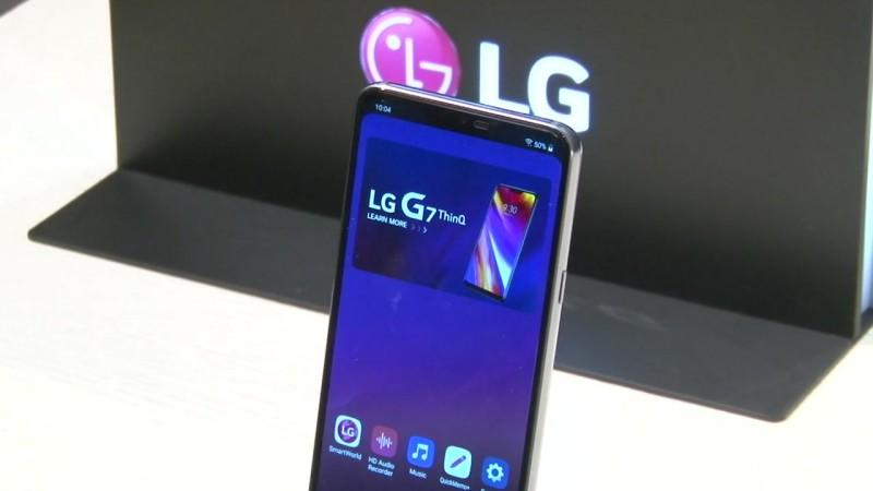 LG전자 스마트폰